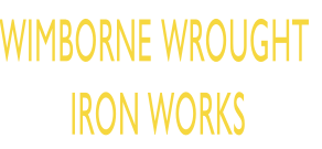 Wimborne wrought  iron works
